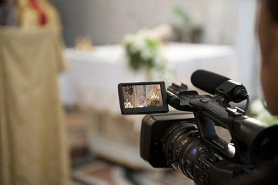تفات فیلمبرداری عروسی ایرانی با خارجی