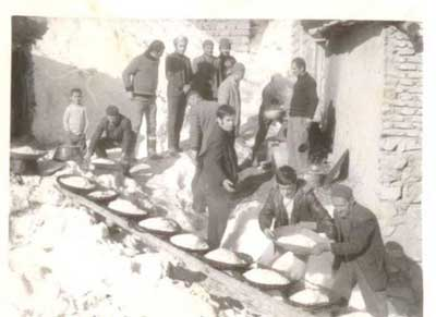 روش های بخت گشایی در تهران قدیم